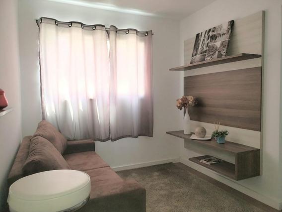 Apartamento Em Vila Nova Aparecida, Mogi Das Cruzes/sp De 60m² 2 Quartos À Venda Por R$ 194.700,00 - Ap375885