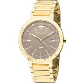 Relógio Technos Feminino Elegance Original Nota 2115ktl/4m