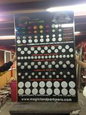 Luces Leds Y Focos E14 Para Juegos Mecánicos