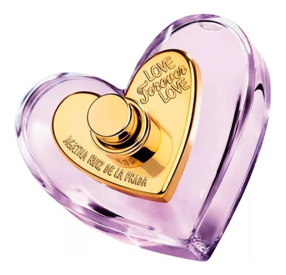 Agatha Ruiz De La Prada Love Forever 80ml- S/embalagem/tampa