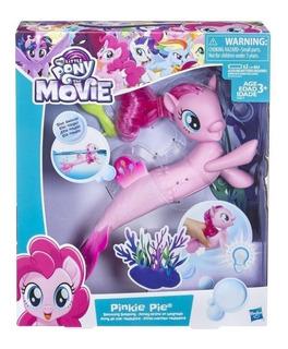 Pinkie Pie De Mar Nadadora My Little Pony Hasbro Delmy