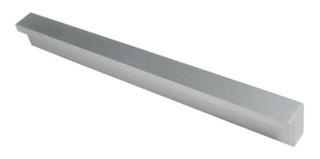 Manija Tirador Aluminio Anodizado Cocina Puerta Mueble 96mm