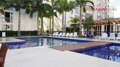 Apartamento De 2 Dormitórios Com Vaga De Garagem No Bairro Vila Nova - Ap3285