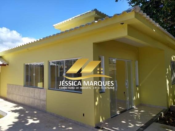 Casa Com 2 Quartos Com Piscina Em Unamar - Cabo Frio
