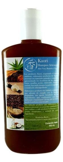 Shampoo Orgánico Artesanal De Sábila Romero Aceite De Coco