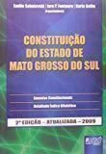 Constituição Do Estado De Mato Grosso Do Sul