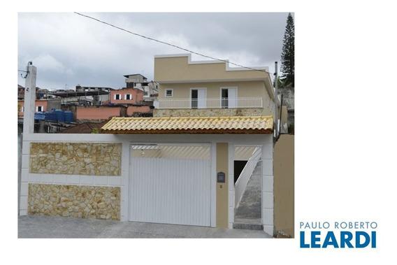 Casa Em Condomínio - Itaquera - Sp - 593972