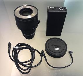 Medical Lens 120mm Lente Nikkor Nikon Macro Micro Odonto