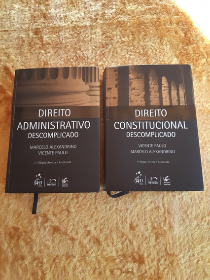 Direito Administrativo E Constitucional Descomplicado