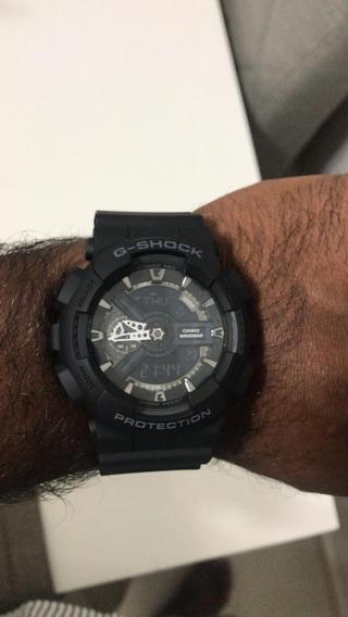 Relógio G-shock Ga-110 Original Eua Estado De Novo