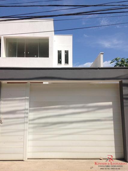 Casa Em Itaipu Com 3 Quartos, Sendo 1 Suíte - 194