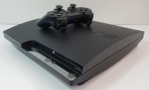 Playstation 3 Slim Desbloqueado