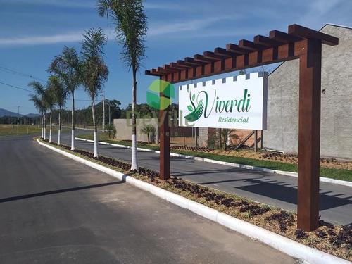 Terreno A Venda No Bairro Centro Em Garuva - Sc.  - 326-1
