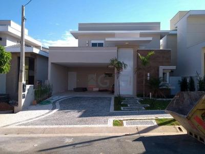 Casa Com 4 Dormitórios À Venda, 303 M² Por R$ 1.400.000 - Swiss Park - Campinas/sp - Ca5666
