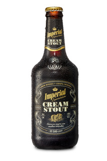 Imperial Cream Stout 500cc. X 12u.