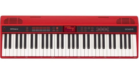 Teclado Roland Go Keys Go-61k