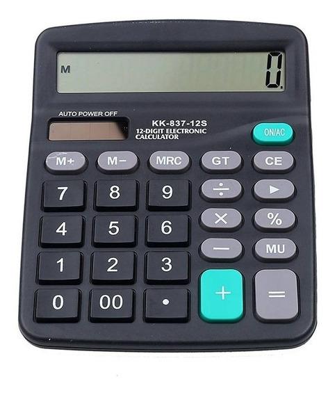 Calculadora De Mesa Comercial Escritório Display Promoção