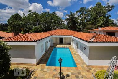 Casa Com 4 Dormitórios E 8 Garagens - Id: 892866752 - 166752