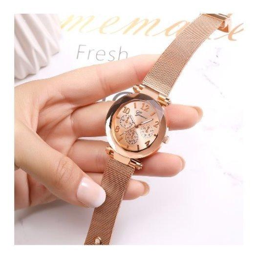 Relógio Feminino Geneva Promoção