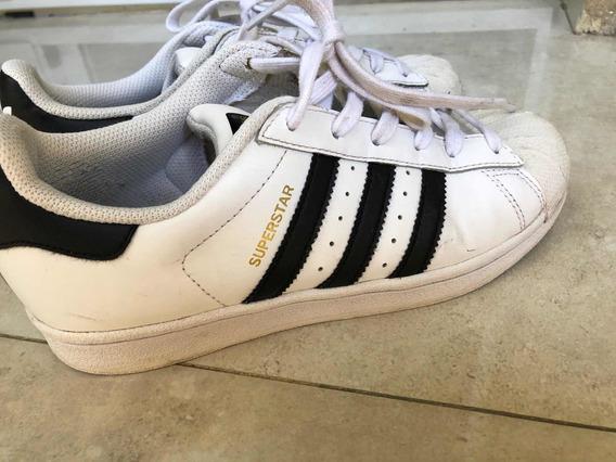 zapatillas adidas blancas superstar