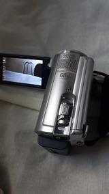 Filmadora Digital Sony Dcr-sr68/s Prata