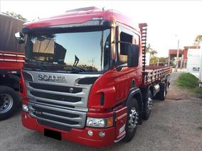 Scania P 310 8x2 Bitruck Ano 2015/15