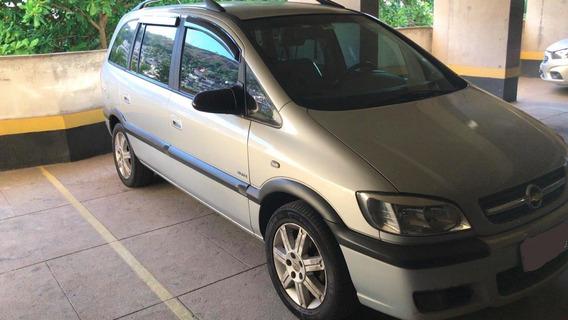 Chevrolet Zafira Elite 2.0 - 8v -aut - 2005 - 7 Lugares