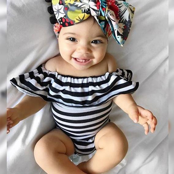 Body Ciganinha Para Bebê
