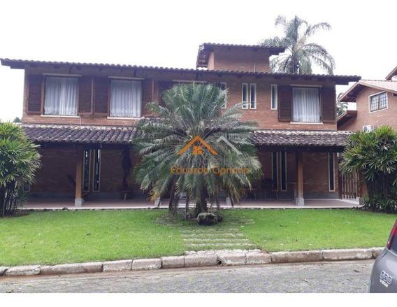 Casa De Alto Padrão Com 4 Dormitórios Para Alugar, 380 M² Por R$ 4.850,00/mês - Praia Cocanha - Caraguatatuba/sp - Ca0317