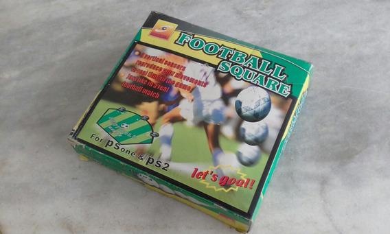 Tapete De Futebol Ps1 Ps2 Parecido Com De Dança Playstation
