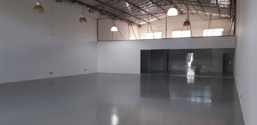Imagem 1 de 11 de Galpão Para Alugar, 392 M² - Casa Branca - Santo André/sp - Ga1427