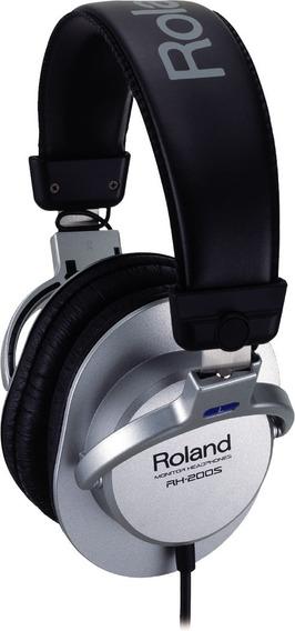 Fone De Ouvido Roland Rh 200 S Roland