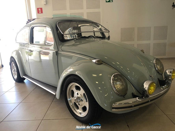 Fusca 1971 German Look 1.9 Teto Ragop Parabrisa Safari