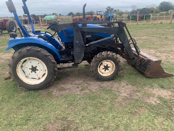 Dongfeng Tractor Con Pala