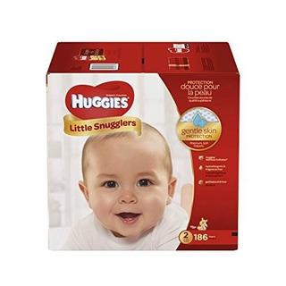 Productos De Pañales Para Bebés Huggies 036000407600