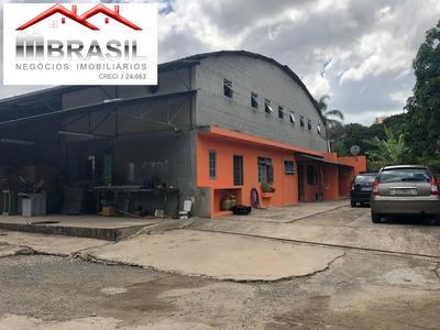 Galpão Industrial,jardim Santiago, Indaiatuba - Gl00045 - 33733864