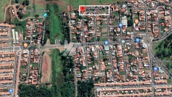 Rua Eduardo Federige, Jardim Aguas Do Paiol, Araraquara - 194632