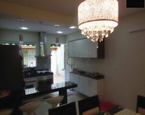 Casa Residencial À Venda, Parque Jambeiro, Campinas. - Ca3922