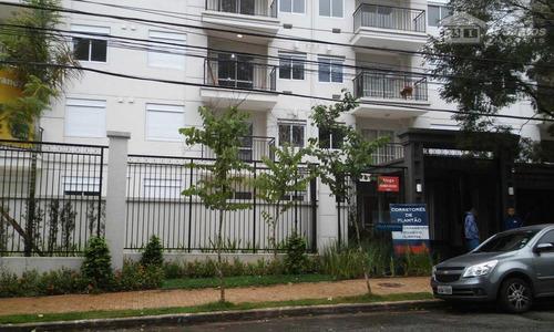 Apartamento Residencial À Venda, Vila Guarani(zona Sul), São Paulo. - Ap0667