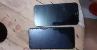 Moto G4 Display Quebrado