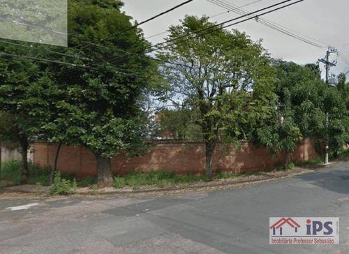 Terreno À Venda, 432 M² Por R$ 432.000,00 - Cidade Universitária - Campinas/sp - Te0352