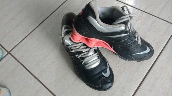Nike 4 Molas .so Em Dinheiro