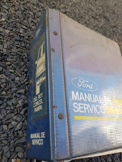 Manual Mecanico Corcel , Pampa , Del Rey