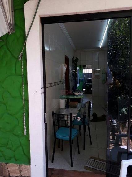 Casa Residencial À Venda, Jardim Independência, Taubaté. - Ca1583