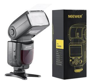 Neewer Nw-670 Ttl Flash Similar Yongnuo Yn568 Lcd P/ Canon