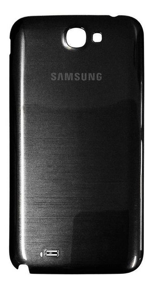 Tampa Traseira Samsung Galaxy Note 2 N7100 Preto