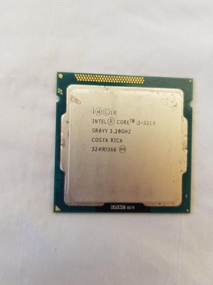 Processador Intel Core I3 3210