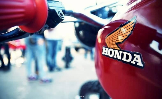 Honda Mb100 Enduro Tracker Japon Años 80 Customizada 100%