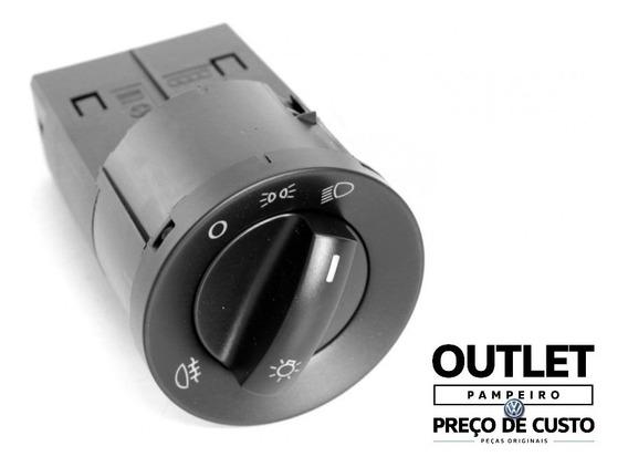 Interruptor Chave De Luz - Amarok Polo Beetle- 6q0941531m20h