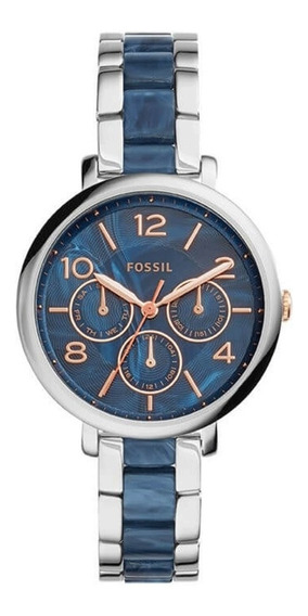 Relógio Fossil Feminino Fes4011/5an.